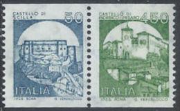 Castelli D'Italia - Repubblica Italiana 1985 - Francobolli Nuovi E Perfetti - MNH** - 6. 1946-.. Repubblica