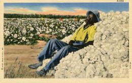 BLACK AMERICANA(TYPE) COTTON - Black Americana
