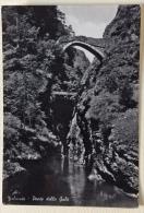 Valsesia Ponte Della Gula Viaggiata - Vercelli