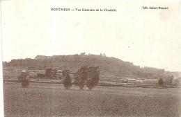Meuse : Montmedy, Vue Générale De La Citadelle - Montmedy
