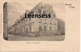 Ieper- Ypres-  Maison Du Lombard (Bertels Serie 12 No 39) - Ieper
