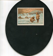 ESQUIMAUX(CHROMO) - Native Americans