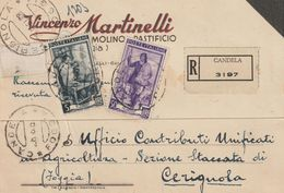12-Calandarietto Barbiere 1965-I Pianeti-S.T.C. Assuntore D' Arrigo Francesco-Caserta - Calendari