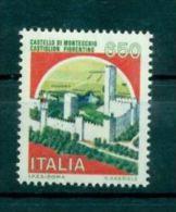Castelli D'Italia - Repubblica Italiana 1986 - Valori Nuovi E Perfetti MNH** - 6. 1946-.. Republic
