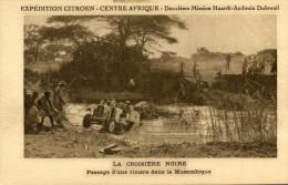 MOZAMBIQUE(TYPE) EXPEDITION CITROEN(AUTOMOBILE) - Mozambique
