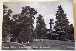 Monza Parco Ingresso Villa Reale E La Torretta Non Viaggiata - Monza