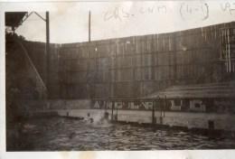 51Au   Photo Natation Cercle Des Nageurs De Marseille Match De Water Polo CNM Contre Les CRS EN 1931 - Natation