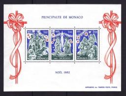 TIMBRE MONACO BLOC NEUF  ** 23 - Monaco