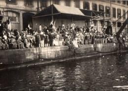 51Au   Photo Natation Cercle Des Nageurs De Marseille Rencontre Sportive à Oran Algerie Juillet 1929 - Natation