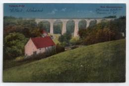 Velbert, Rhld, Neue Eisenbahnbrücke, 1923, VerlagWilh. Fülle - Velbert
