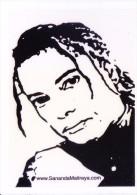 LABEL / STICKER ON SANANDA MAITREYA - Stickers
