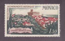 TIMBRE MONACO NEUF SANS GOMME 853