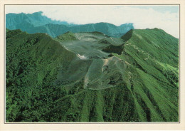 COSTA RICA  CRATERE  DEL VULCANO IRAZU'       (NUOVA  CON DESCRIZIONE DEL LUOGO SUL RETRO) - Costa Rica