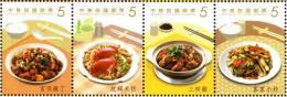 TAIWAN 2013 - Cuisine De Taïwan - 4v Neuf // Mnh - Neufs