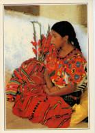 CHICHICASTENANGO:  INDIA DEL QUICHE'      (NUOVA  CON DESCRIZIONE DEL LUOGO SUL RETRO) - Guatemala