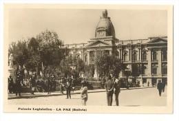 S2649 - Palacio Legislativo - La Paz - Bolivie