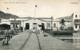 CAP VERT(SAINT VINCENTE) - Capo Verde
