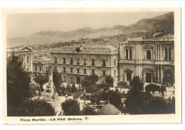 S2652 - Plaza Murillo - La Paz - Bolivie