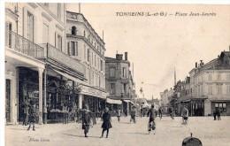 Tonneins - Place Jean-Jaurès - Tonneins