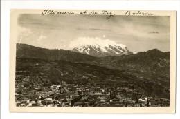 S2654 - Illimani Et La Paz - Bolivie