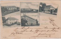 AK - Sumva - Sumvald - Deutsch Schönwald - 1900 - Czech Republic