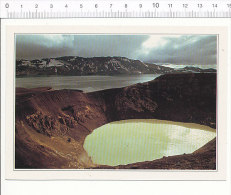 Islande / Iceland Askja  //  CP 68/20 - Iceland