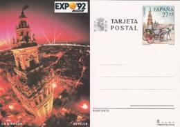 España Entero Postal Nº 154 - 1931-....