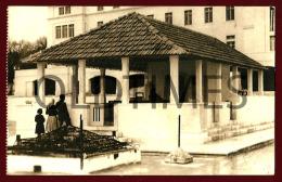 FATIMA - CAPELA DAS APARIÇOES - 1950 REAL PHOTO PC - Santarem