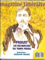 Magazine Littéraire 248 Octobre 1987. Proust. Miloscz. - Livres, BD, Revues