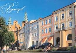 PRZEMYSL - Karte Gel., 2fach Frankiert - Polen