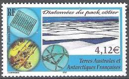 TAAF 2002 Yvert 338 Neuf ** Cote (2015) 16.00 Euro Flore Antarctique - Terres Australes Et Antarctiques Françaises (TAAF)