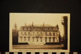 CP, 87, SAINT PRIEST TAURION Château De Salevanet (façade Principale) N° 4541 Vierge Ed Boudeau - Saint Priest Taurion