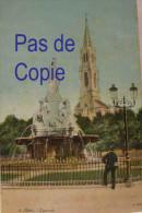 NIMES L'Esplanade, LV & C - Nîmes