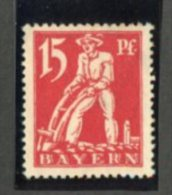 GS-927  Bavaria  1920  Michel #180  (*)  Scott #240  ~ Offers Welcome! ~ - Bavaria