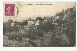 CPA COTE-d'OR - 21 - Semur - Autres Communes