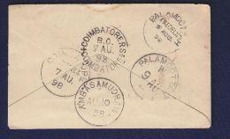 CP. CARTE POSTALE. ENTIER. EP...........INDE INDIA COLONIE - India (...-1947)