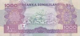 SOMALILAND P. 20 1000 S 2011 UNC - Banknotes