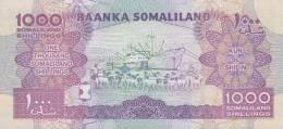SOMALILAND P. 20 1000 S 2011 UNC - Billets