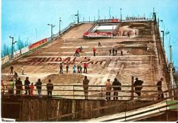 ANTWERPEN - DEURNE (2100) - SPORT - SKI : Skibaan. Leuke Animatie. CPSM. - Antwerpen