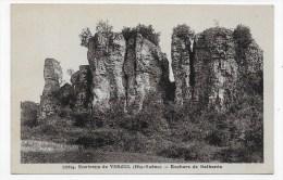 ENVIRONS DE VESOUL - ROCHERS DE SOLBORDE - Altri Comuni
