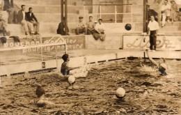 51Au   Grande Photo Natation Cercle Des Nageurs De Marseille Match De Water Polo - Natation