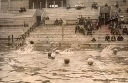 51Au   Grande Photo Natation Match De Water Polo Les Tourelles 1931 Equipe Du Nord Contre Marseille / Nice - Natation