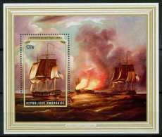 #15-02-01066 - Rwanda - 1976 - SG MS735 - SS - QUALITY:100% - MNH - Bicentenary American Revolution