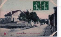 77 - VILLIERS Sur MARNE - Rue De Chennevières - Villiers Saint Georges