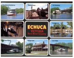(98 PF) Australia - VIC - Echucas - Australie