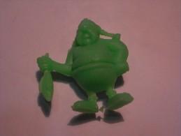 1 FIGURINE FIGURE DOLL PUPPET DUMMY TOY IMAGE POUPÉE - ASTERIX OBELIX GOSCINNY URDERZO MONOCHROME - Asterix & Obelix