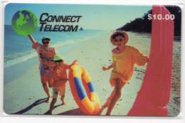 ETATS UNIS PREPAID CONNECT TELECOM 10$ - Sonstige
