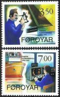 Feroe 1984 - Yv.no.260-1 Neufs** - Féroé (Iles)