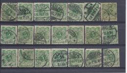 15871) Germany Collection - Oblitérés