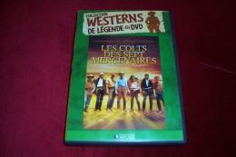 LES COLTS DES 7 MERCENAIRES - Western / Cowboy